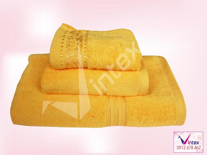 Khan-tam Ý nghĩa những gam màu rực rỡ của khăn tắm cotton