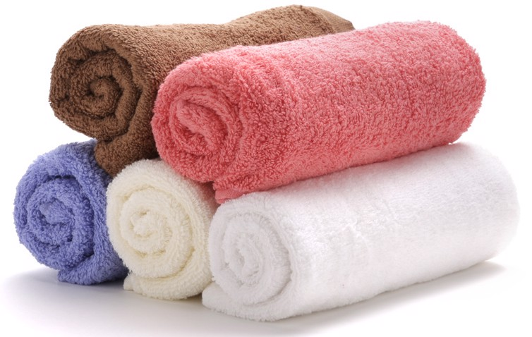 khăn-spa-4 Hai cách gấp khăn khách sạn đơn giản nhất hiện nay
